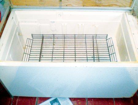 Как сделать инкубатор из холодильника фото